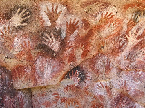 Puntura paleolítica argentina